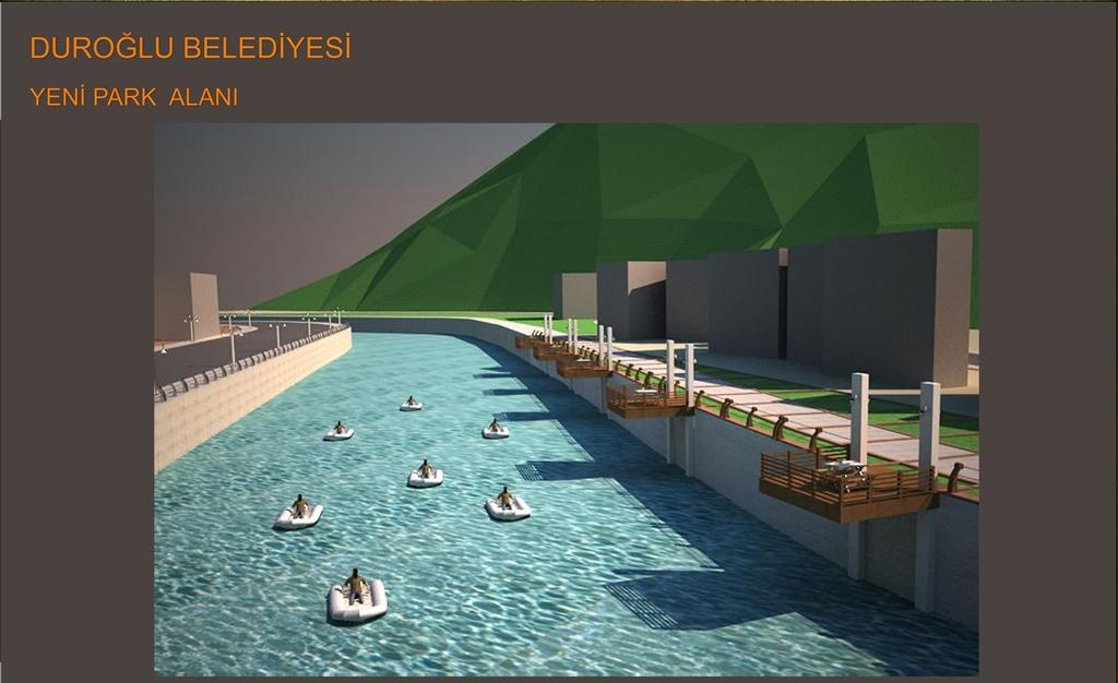 Meydan ve Park projemiz ile Belde Merkezi daha Modern oluyor.